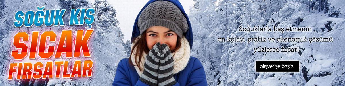 Kış Fırsatları | Kar Buz Soğuk Koruyucular