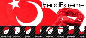 Head Extreme 12 Fonksiyon Bandana Fular - En Yeni Modeller (30 Model)