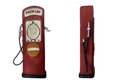 Decotown Benzin İstasyonu Biblo