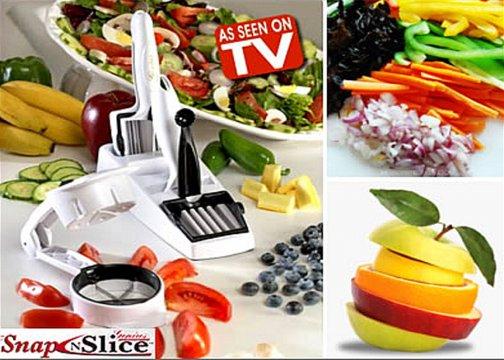 Snap N Slice Mutfak Doğrama Seti