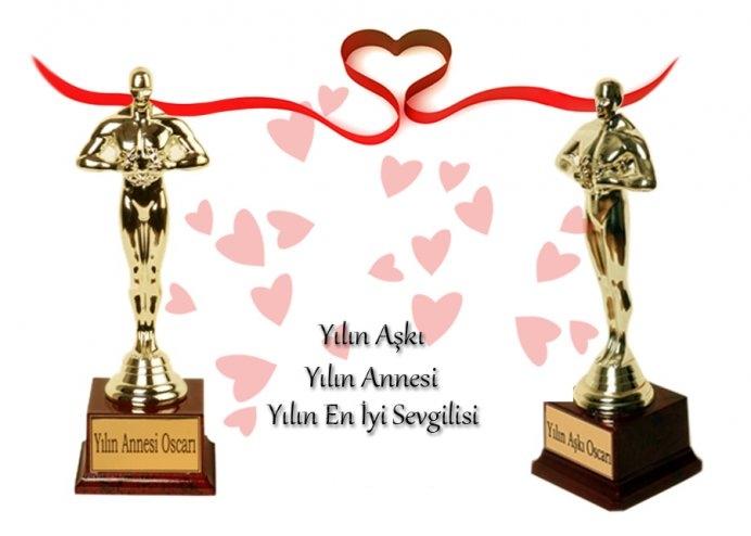 Oscar Heykeli: Özel Ödül