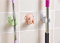 Fırça ve Mop Tutucu Askı - Vantuzlu (2 Adet)