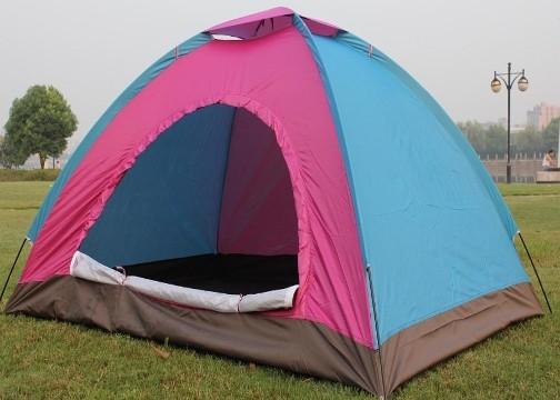 6 Kişilik Kamp Çadırı
