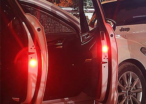 Araba Kapı Açma Uyarı Işığı: 2 Adet Kapı İkaz Ledi