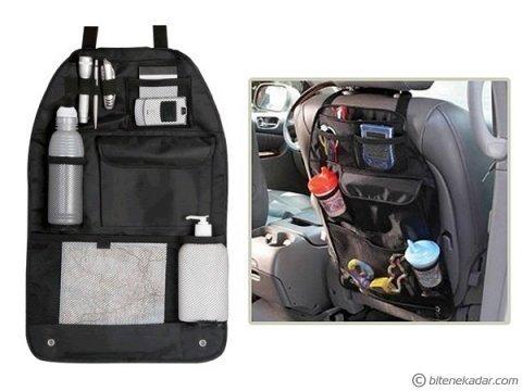 Araba Koltuk Arkası Eşya Düzenleyici Seat Back Organizer