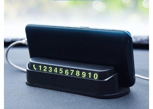 Araç İçi Numaratör ve Telefon Tutucu