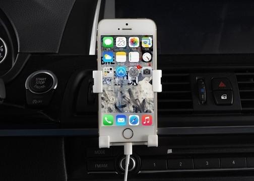 Araç Klimasına Takılan Telefon Tutucu: Tüm Araçlara Uyumlu Havalandırma Montaj