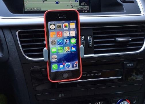 Muhteşem Akıllı Telefon Tutucu: Her Marka Araç Uyumlu Havalandırma Montaj