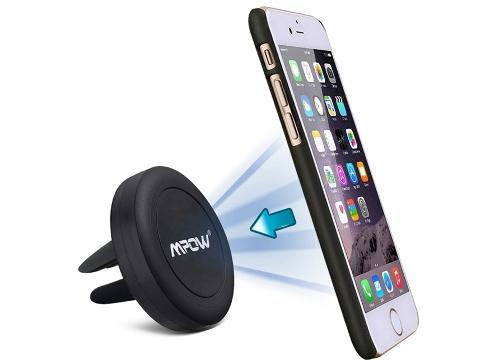 Araç Telefon Tutucu: Mıknatıslı Air Frame Telefon Tutucu