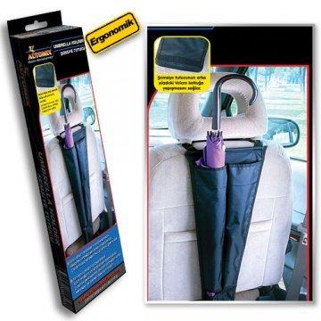Automix Araç İçi Şemsiye Tutucu Ve Koruyucu
