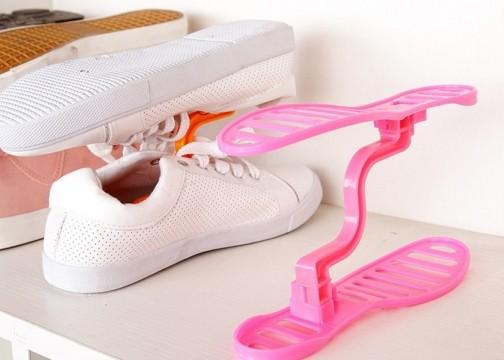 Ayakkabı Dolgu Kalıbı Rafı: Ayakkabı Organizer