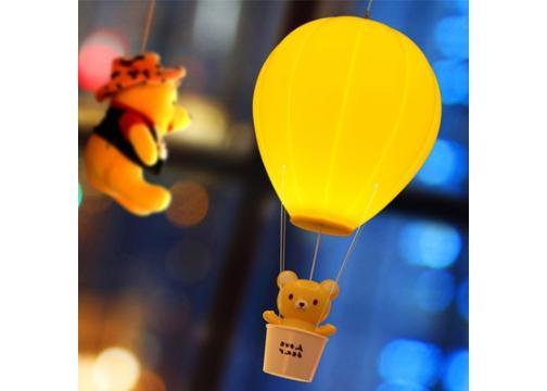 Baloon Light LED Lamba (Uçan Balon Ayı)