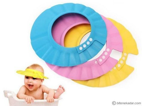 Bebek Banyo Şapkası: Baby Mate