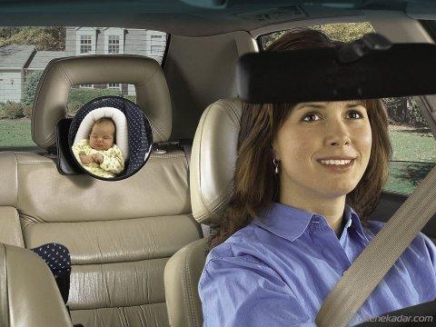 Bebek Güvenlik Dikiz Aynası: Easy View