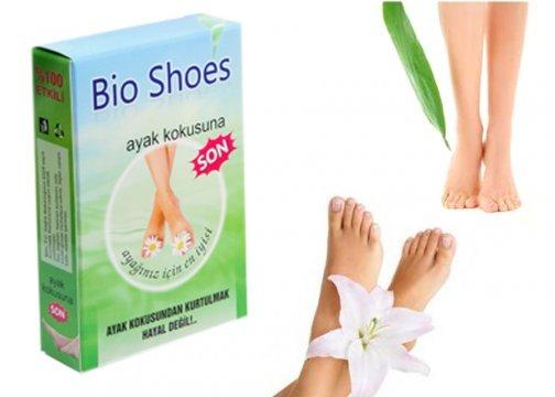 Bio Shoes Ayak Koku Giderici (120 Gün Etkili)