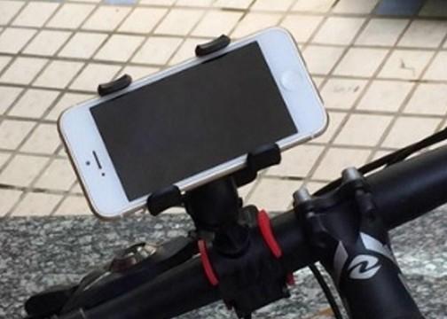 Bisiklet İçin Mandallı Telefon Tutucu