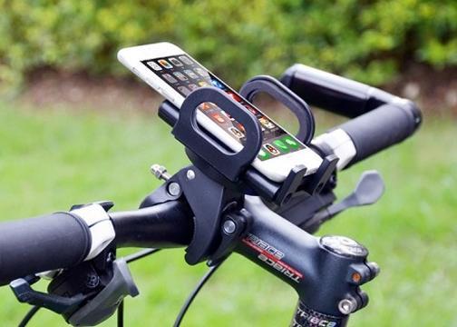 Cep Telefonu Tutucu: Bisiklet - Motosiklet Telefon Tutucu