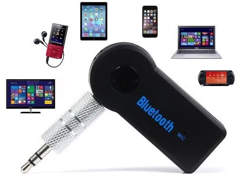 Bluetooth Aux Araç Kiti - Tüm Cihazlarla Uyumlu