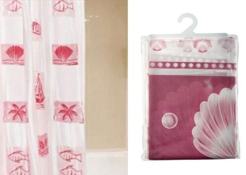 Buffer Polyester Banyo Perdesi