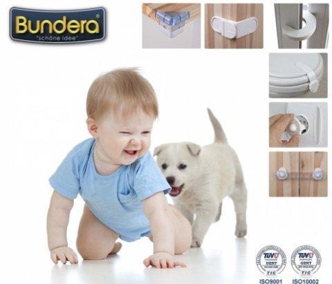 Bebek Çocuk Güvenlik Seti - 30 Parça