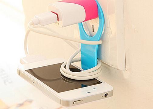 Cep Telefonu Priz Şarj Askısı