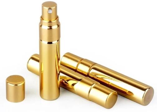 Cepte Parfüm: Cep Parfüm Şişesi Gold 10 ml