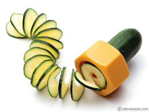 Pratik Sebze Dilimleyici: Cucumbo Spiral