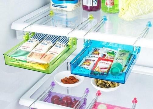 Çok Amaçlı Raf Buzdolabı Masa Altı Portatif Mutfak Rafı