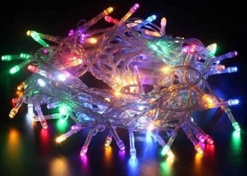 Dekoratif Dolama LED Işıklar (3 Model)