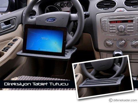 Direksiyon Tablet Tutucu - Araç İçi Direksiyon Tablet Standı