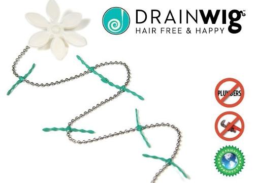 Lavabo Tıkanma Önleyici: Drain Wig