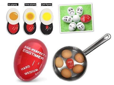 Dublör Yumurta Zamanlayıcı (Egg Timer)