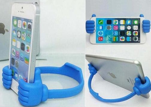 El Şeklinde Dekoratif Telefon ve iPad Standı