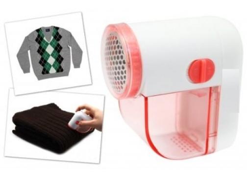 Elbise Yün Temizleme Makinesi: Tiftik Makinesi (Pilli)