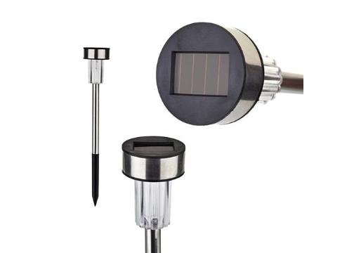 Solar Bahçe Lambası: Garden Lamp