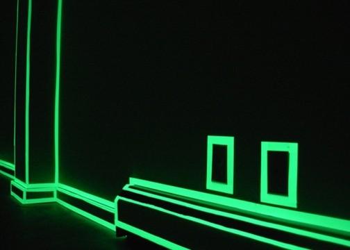 Karanlıkta Işık Veren Fosforlu Şerit (400cm)