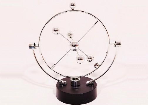 Kinetik Orbital Dönen Küreler