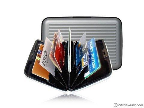Kredi Kartlık - Cüzdan