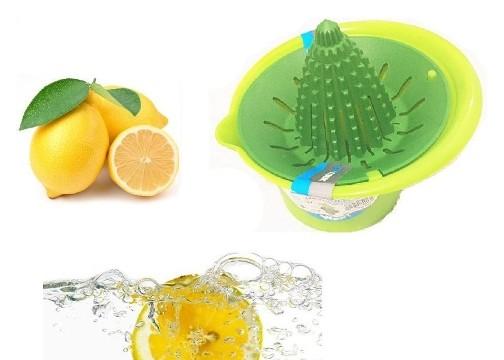 Hazneli Limon Sıkacağı