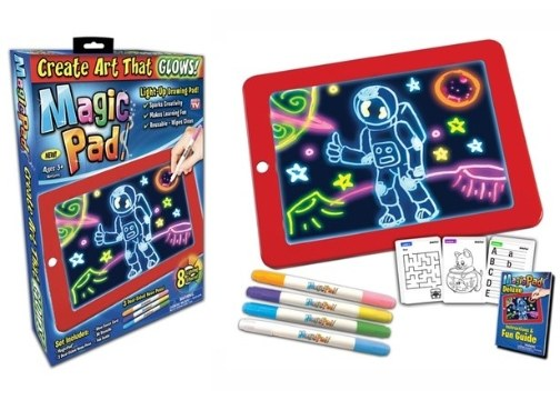 Magic Pad Sihirli Işıklı Pad