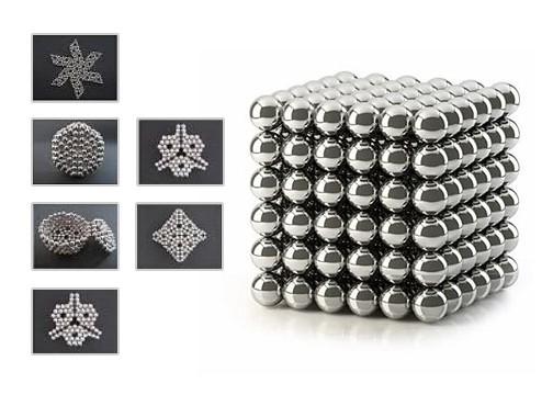 Manyetik Puzzle: MagnaCube Yeni Nesil 3D Puzzle