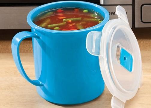 Mikrodalga Çorba Bardağı