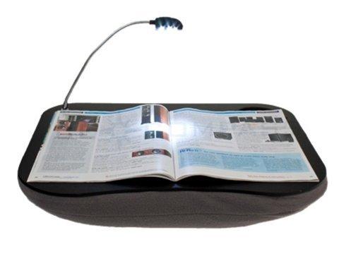 Minderli Aydınlatmalı Fonksiyonel Laptop Sehpası
