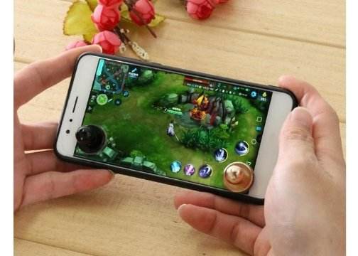 Mini Mobil Telefon ve Tabletler için Joystick