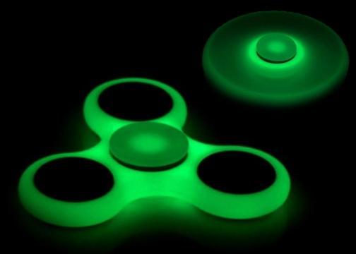 Orijinal Fosforlu Stres Çarkı - Hand Spinner