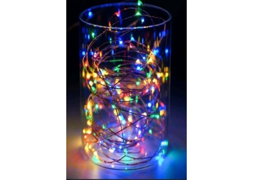 Peri Led Işık 3 Metre (RGB)