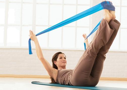 Pilates Egzersiz Bandı