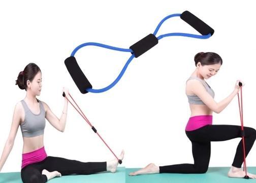 Pilates Egzersiz Bandı: Direnç Lastiği