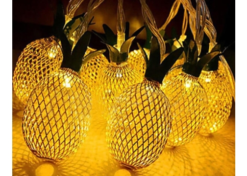 Pineapple Ananas Şerit Led Işık (1Metre)