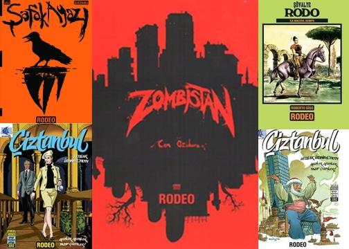 Rodeo Albümler Dizisi (5 Kitap)